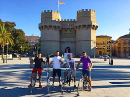 Valencia by Bike