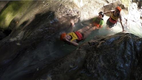 Cebu Kawasan Waterfalls & Moalboal Sardines Journey