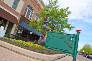 Greeley Scavenger Hunt: Greeley's Pursuit for Perfection
