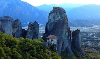 Full Day Meteora Monasteries