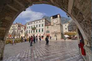 Old Town Kotor, Perast, Our Lady of the Rocks Private Tour