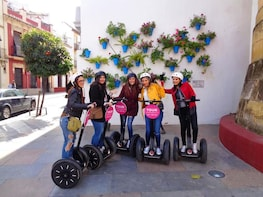 Cordoba on Segway