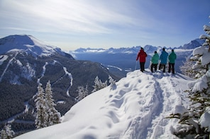 Lake Louise All Day Mountain Snowshoe Adventure