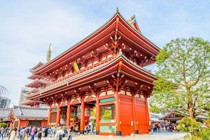 Enjoy Half Day Bus Tour Around Best Tourist Spots in Tokyo!
