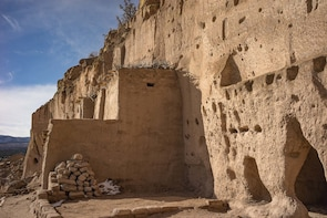 Puye Cliff Dwellings, Chimayo Church, Ortega's Weaving, Plus