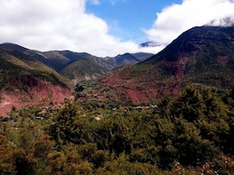 Atlas Mountains and 3 Valleys, Day Trip from Marrakech