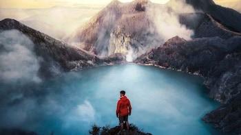 Ijen Crater & Baluran Open Trip – Start Banyuwangi