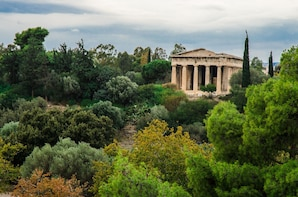 Ancient Agora: Prebooked e-Ticket & Audio Tour on Your Phone