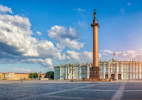 Private Tour: Highlights of St Petersburg (by private car)