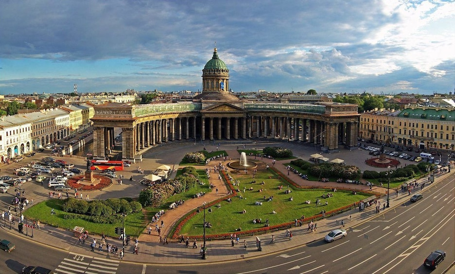 Show item 2 of 10. Private Tour: Highlights of St Petersburg (by private car)