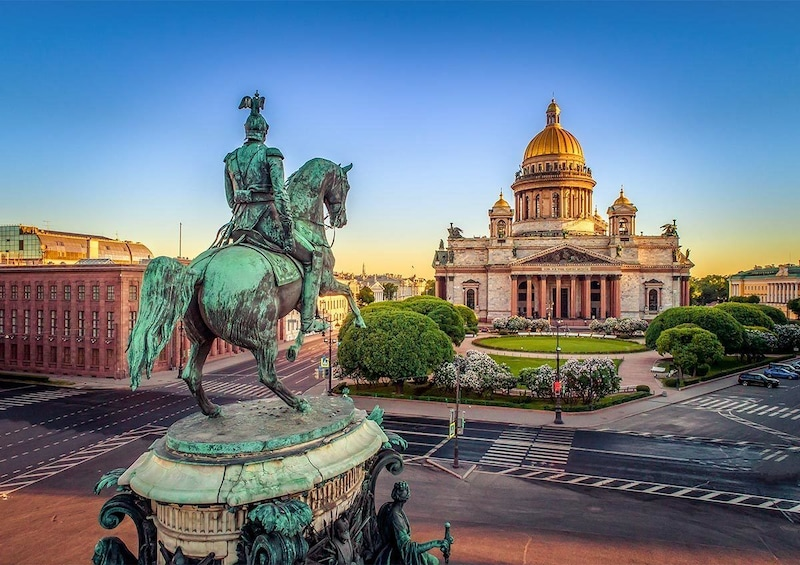 Show item 3 of 10. Private Tour: Highlights of St Petersburg (by private car)
