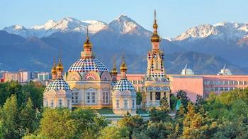 Almaty tour - city of thousand colours