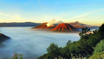Midnight Mount Bromo Open Trip – Start Batu