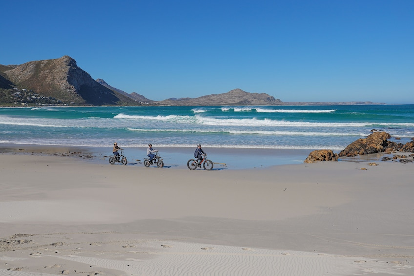 Show item 2 of 8. Electric Bike Cape Peninsula Tour