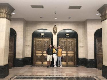 Underground Tunnel Tour of Downtown Houston