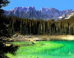 """Private Tour """"The Great Dolomites Road"""" (Western Dolomites)"""