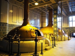 Tyskie Brewery guided tour and beer tasting by private car