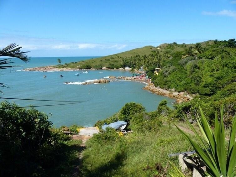 Show item 1 of 7. Tour Praia de Calhetas