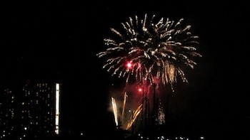 Friday Night Fireworks Tour by Land & Sea