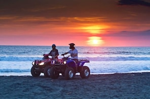 Bali quad bike Tours: Seaside Villages and Beach Ride