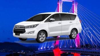 Manado Car Hire with English Speaking Driver