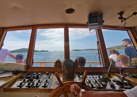 Kornati & Telascica - boat trip from Zadar