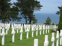 Normandy Tour - From Airborne to Infantry: The U.S. on D-Day