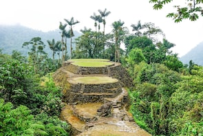 Ciudad Perdida 4-Day Trek from Santa Marta