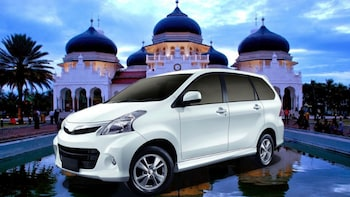 Aceh Car Hire with English Speaking Driver