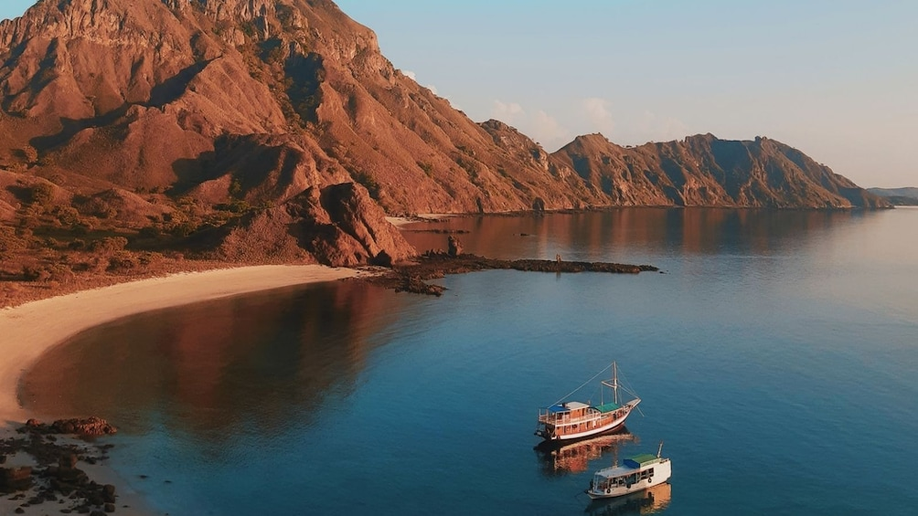 Show item 5 of 10. Private 4 Day Komodo Sail on Board with Regular Boat