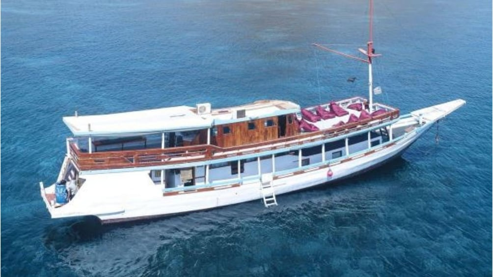 Show item 1 of 10. Private 4 Day Komodo Sail on Board with Regular Boat