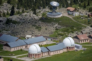 3 Days: Almaty Observatory - City tour - Charyn Canyon