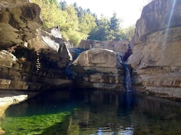 """Full Day at Premilcuore - Dante and the """"Urlanti Caves"""" -"""