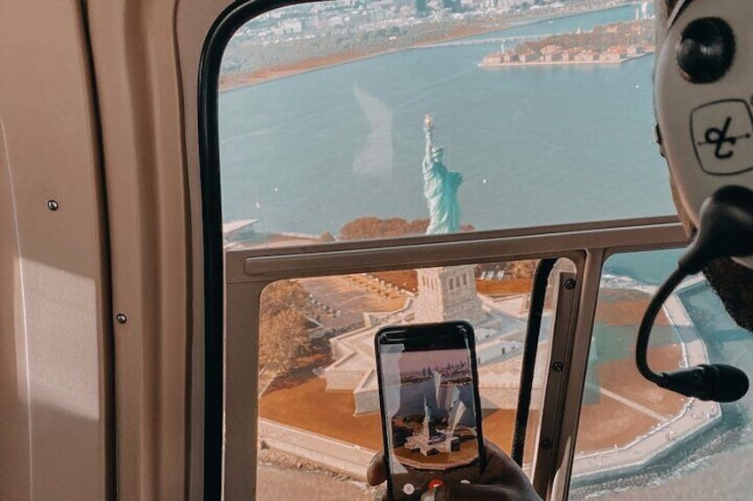 NYC Skyline Helicopter Tour
