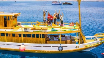 2 Day Private Komodo Sailing with Semi Phinisi & Snorkeling