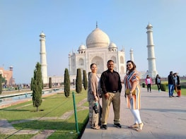 Delhi and Agra 2 - Day Tour With Taj Mahal Sunrise
