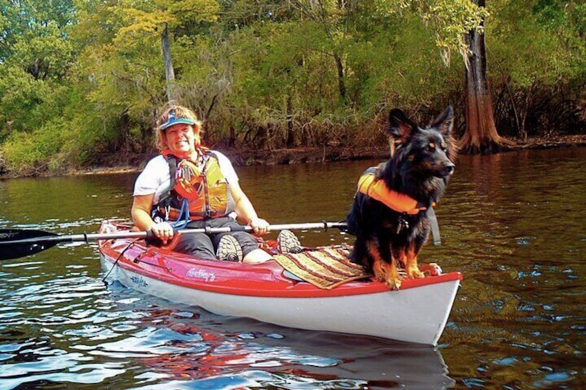 Show item 5 of 8. 10 Mile Wekiva River Paddle from Wilson's Landing to Highbanks