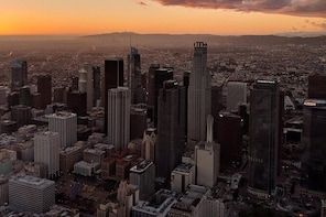 30 Minute City centre Helicopter Tour of Los Angeles