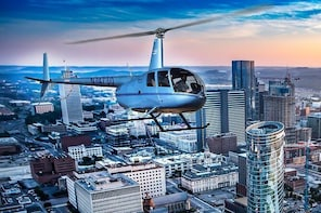 Helicopter Tour of Downtown Nashville