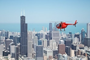Private 45-Minute Chicago Skyline Helicopter Tour