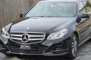Cork City To Dublin City Private Chauffeur Transfer