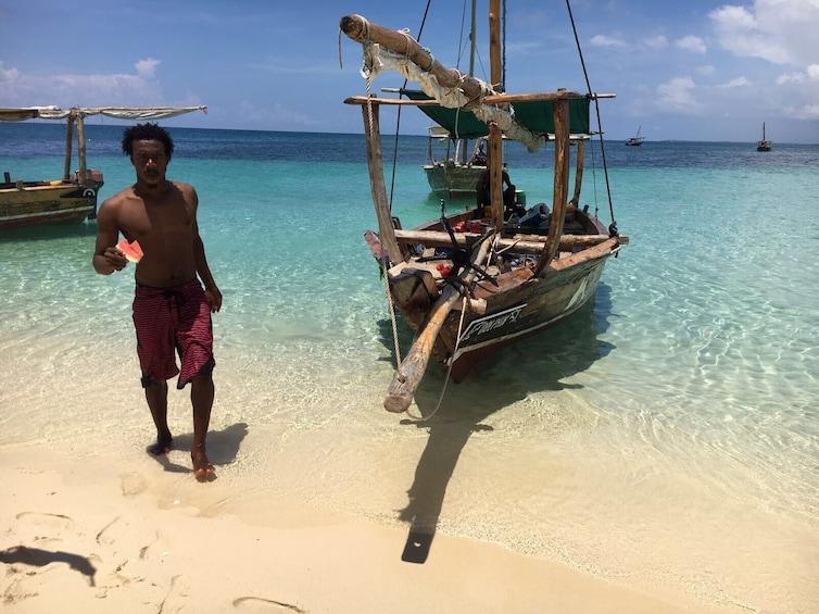 Show item 2 of 8. Safari Blue Zanzibar - Full Day Trip