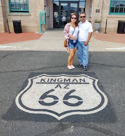 Grand Canyon Caverns/Route 66 Museum/Winery Tour