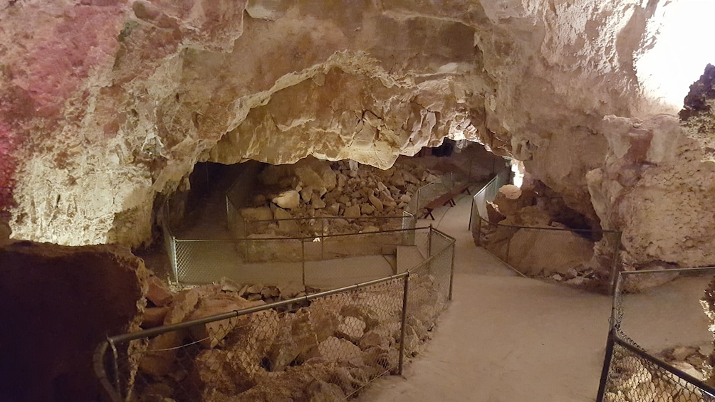 Show item 3 of 10. Grand Canyon Caverns/Route 66 Museum/Winery Tour
