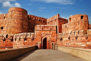 Red Fort and Old Delhi Heritage Walking and Rickshaw Tour