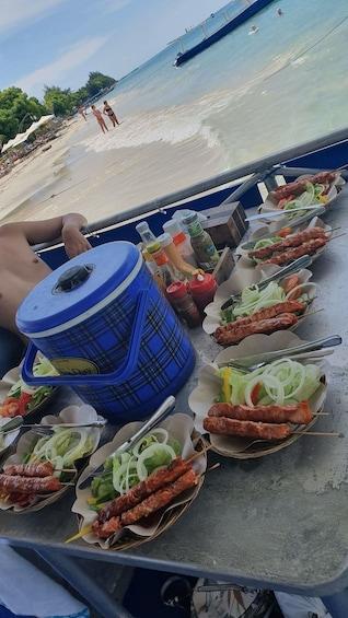 Show item 5 of 10. Gili Trawangan Half Day Cruise with Lunch