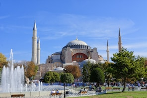 Full Day Private Guided Istanbul Layover Tour With Van
