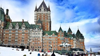 Quebec City & Ice Hotel VIP Day Trip