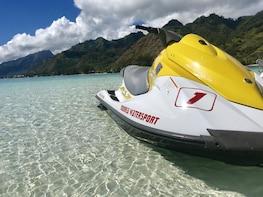 Privatre Jet Ski Excursion island tour 4 hours