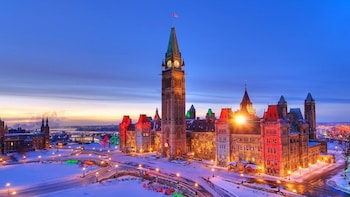 Ottawa – Canada Capital City VIP Day Trip (Winter Programme)